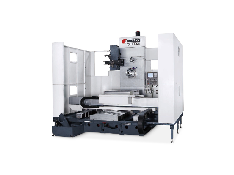 High Speed Fixed Column  Horizontal Machining Center QH-800